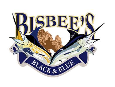 Bisbee's Black and Blue Sportfishing Tournament Logo